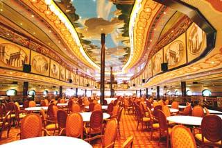 Морской круизный лайнер Mediterranea (Costa Cruises)