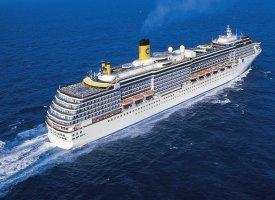 Морской круизный лайнер Atlantica