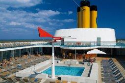 Морской круизный лайнер neoRomantica (Costa Cruises)
