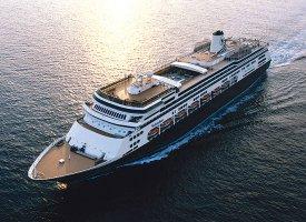 Морской круизный лайнер Volendam
