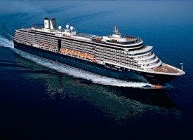 Морской круизный лайнер Noordam