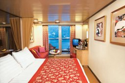 Морской круизный лайнер Noordam (Holland America Line)