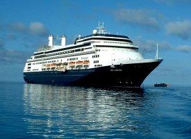 Морской круизный лайнер Rotterdam