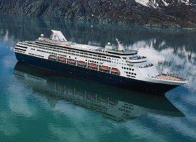 Морской круизный лайнер Statendam (Holland America Line)