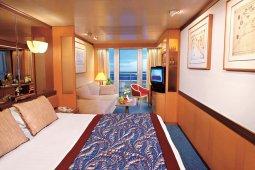 Морской круизный лайнер Amsterdam (Holland America Line)
