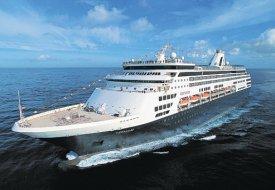 Морской круизный лайнер Veendam