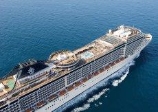 Морской круизный лайнер MSC Divina (MSC Cruises)