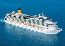 Морской круизный лайнер Fascinosa (Costa Cruises)