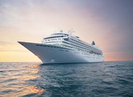Морской круизный лайнер Symphony