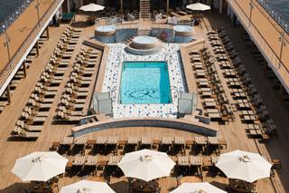 Морской круизный лайнер Seven Seas Mariner (Regent Seven Seas Cruises)