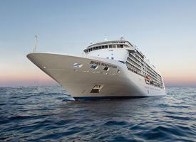Морской круизный лайнер Seven Seas Voyager