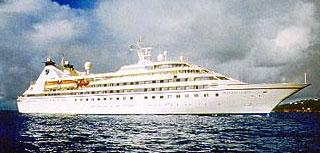 Морской круизный лайнер Legend