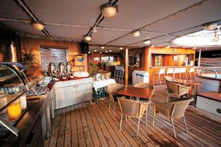 Морской круизный лайнер Spirit (Windstar Cruises)
