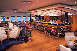 Морской круизный лайнер Surf (Windstar Cruises)