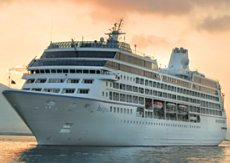 Морской круизный лайнер Marina (Oceania Cruises)
