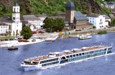 Морской круизный лайнер MS Amadeus Silver