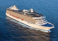 Морской круизный лайнер Riviera