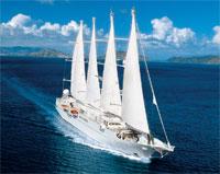 Морской круизный лайнер Spirit
