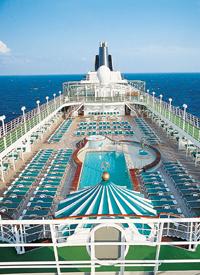 Морская круизная компания Crystal Cruises