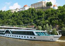 Морской круизный лайнер MS Amadeus Symphony