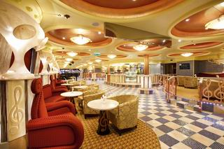 Морской круизный лайнер Pacifica (Costa Cruises)