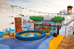 Морской круизный лайнер Deliziosa  NEW Ship 2010 (Costa Cruises)
