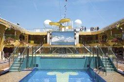 Морской круизный лайнер Serena (Costa Cruises)