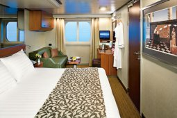 Морской круизный лайнер Eurodam  (Holland America Line)