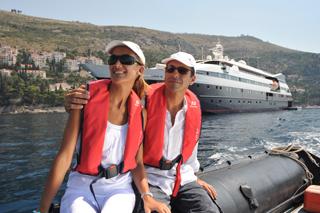 Морская круизная компания Compagnie du Ponant
