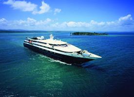 Морской круизный лайнер Le Levant