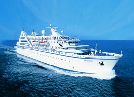 Морской круизный лайнер Le Diamant