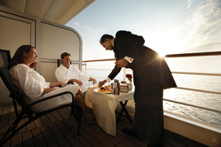 Морская круизная компания SilverSea Cruises