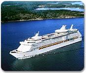Морской круизный лайнер Adventure Of The Seas