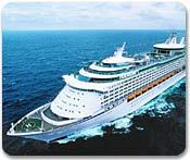 Морской круизный лайнер Voyager Of The Seas