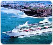 Морской круизный лайнер Splendour Of The Seas