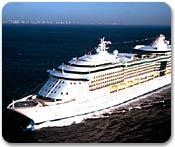 Морской круизный лайнер Radiance Of The Seas