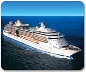 Морской круизный лайнер Serenade Of The Seas