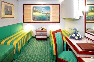 Морской круизный лайнер Norwegian Spirit (Norwegian Cruise Line)