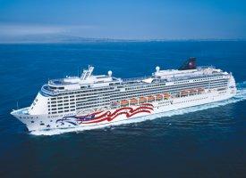 Морской круизный лайнер Pride of America