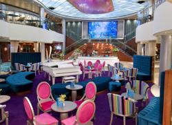 Морской круизный лайнер Norwegian Jewel (Norwegian Cruise Line)
