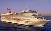 Морской круизный лайнер Conquest