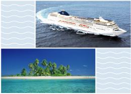 Морской круизный лайнер Lirica