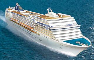 Морской круизный лайнер Musica